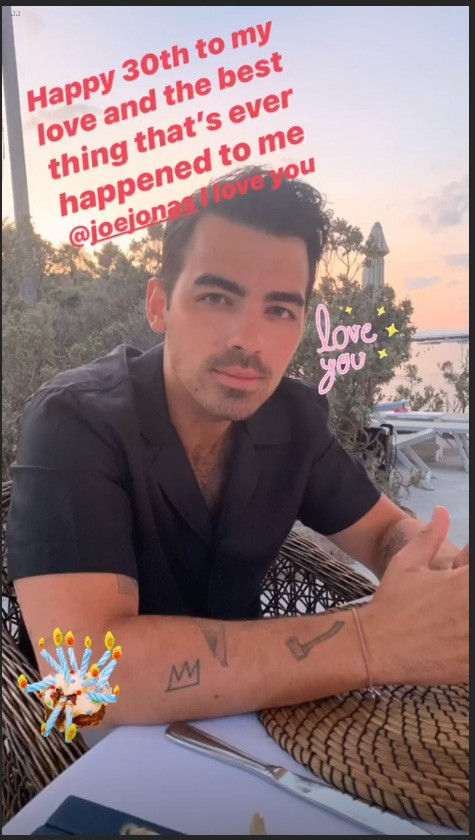 sophie turner bday msg joe jonas 01