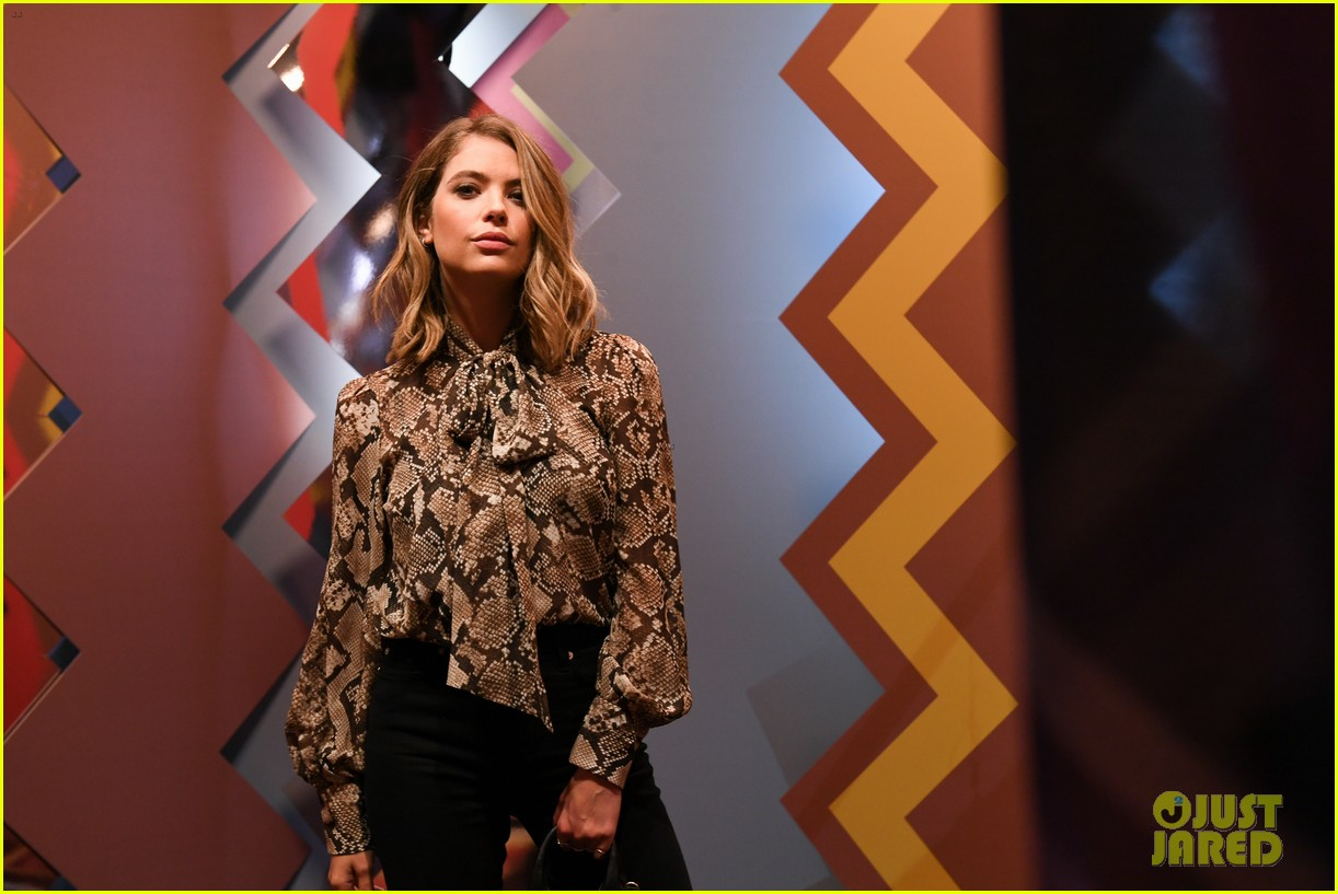 ashley benson mandy moore normani more target event 02
