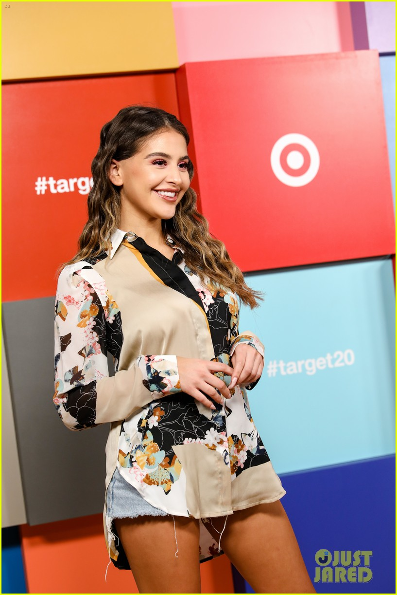 ashley benson mandy moore normani more target event 20