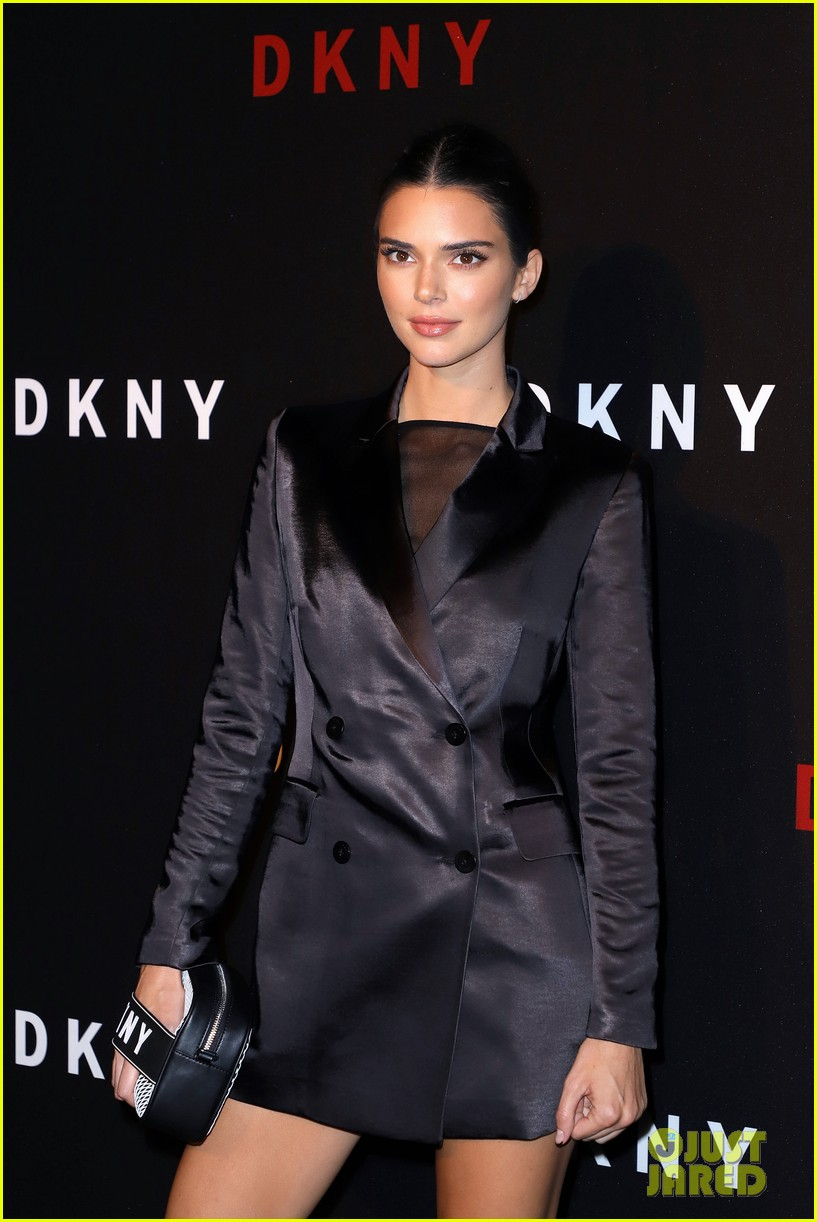 cara delevingne ashley benson kendall jenner dkny 30th anniversary event 14