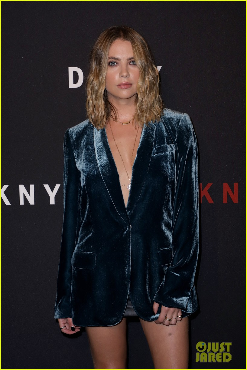 cara delevingne ashley benson kendall jenner dkny 30th anniversary event 26