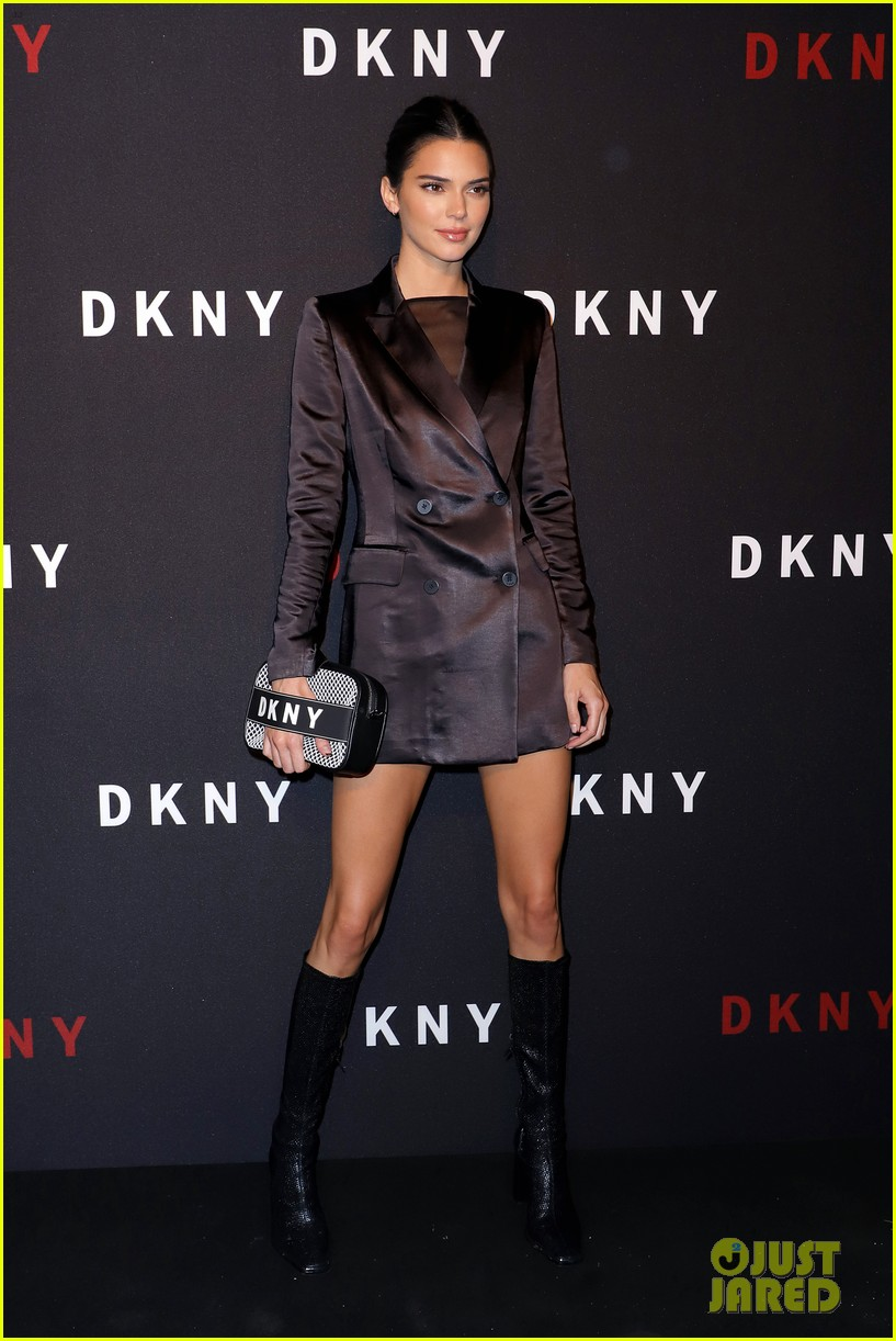 cara delevingne ashley benson kendall jenner dkny 30th anniversary event 29