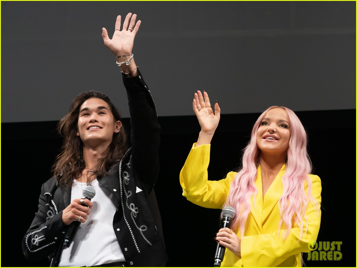 dove cameron is happier in japan with booboo stewart 05