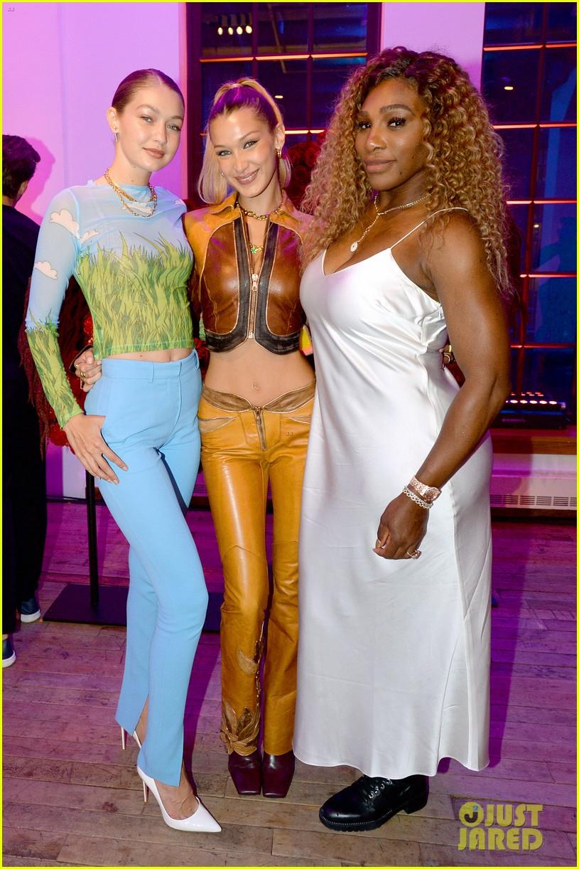 bella gigi hadid youtube fashion event nyfw 01