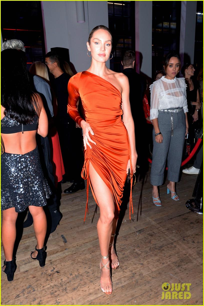 bella gigi hadid youtube fashion event nyfw 28