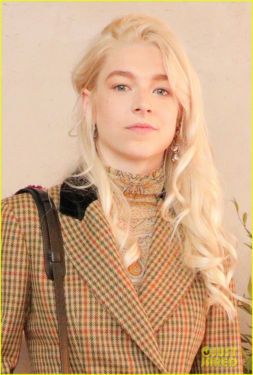 hunter schafer celebrates etros new bag at nyfw luncheon 02
