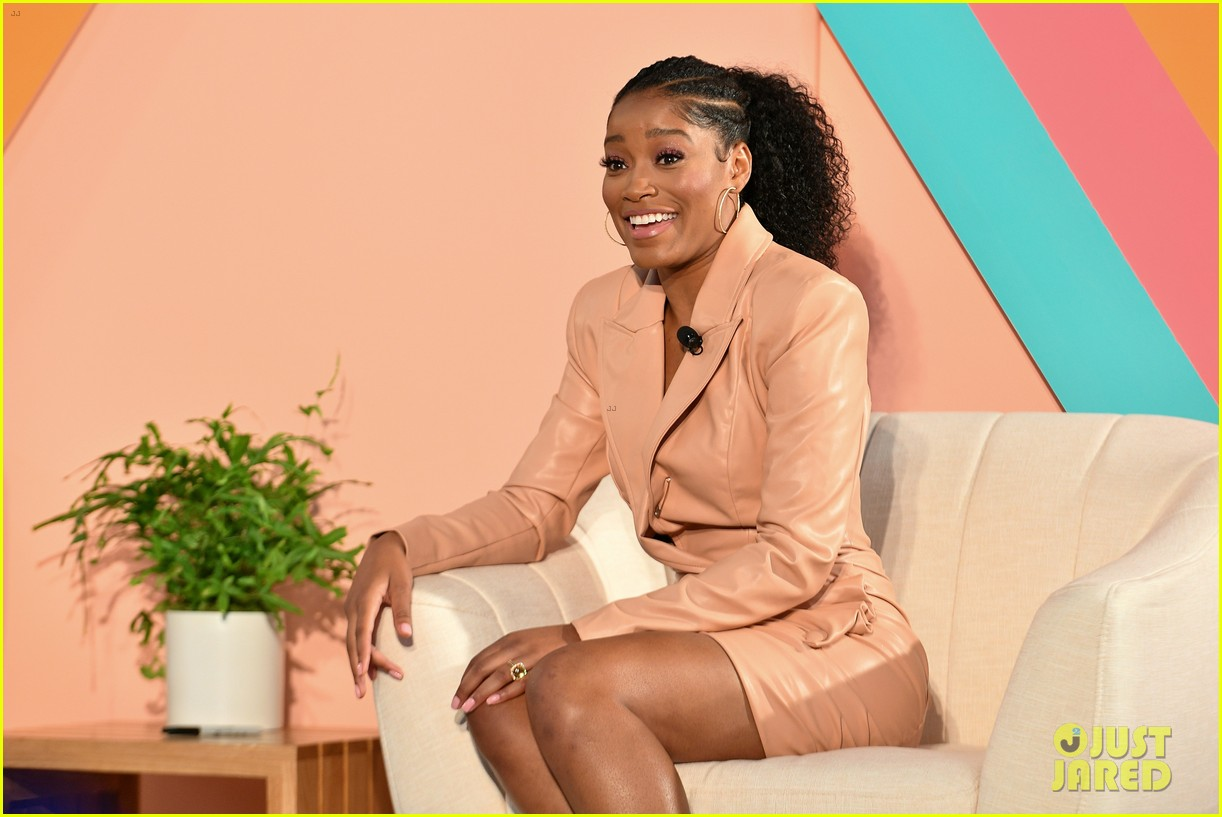 keke palmer shares best lesson shes learned from mentor queen latifah 01