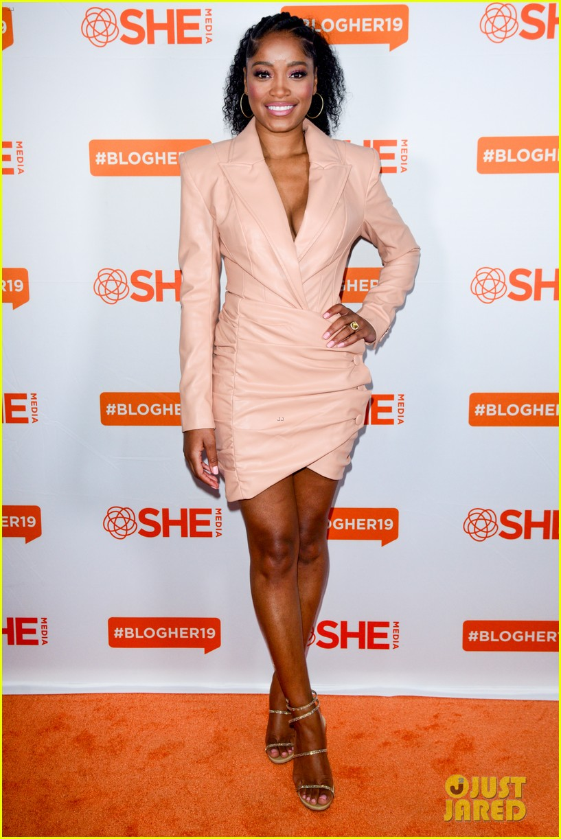keke palmer shares best lesson shes learned from mentor queen latifah 02