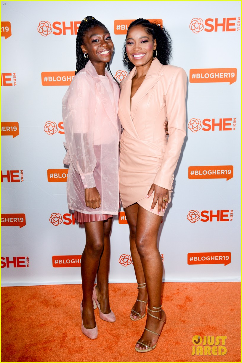keke palmer shares best lesson shes learned from mentor queen latifah 04