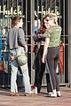 kristen stewart emma roberts laugh out la zurich 04