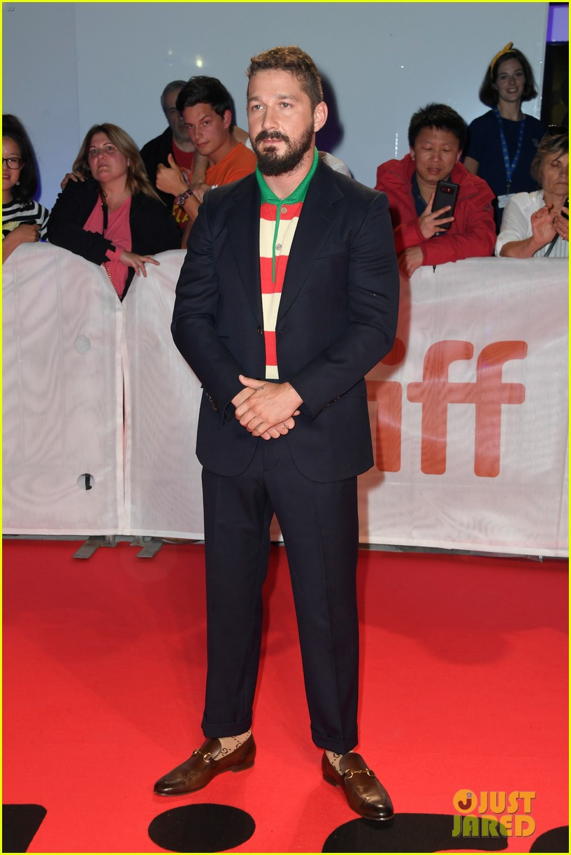 shia labeouf honey boy tiff premiere 26