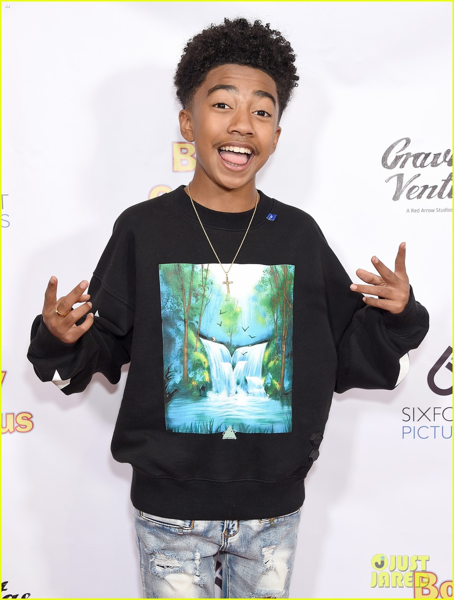 miles brown premieres boy genius 02