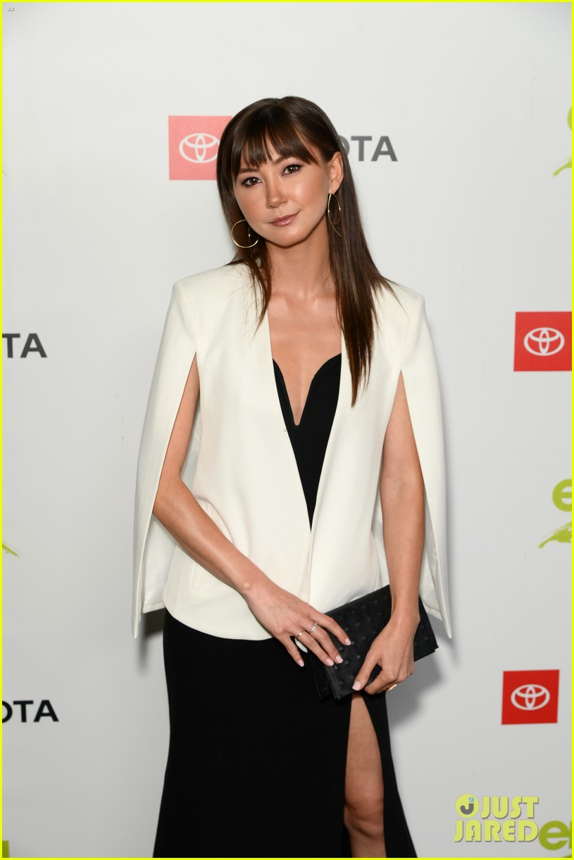 nina dobrev accepts ema futures award at environmental media association honors gala 17