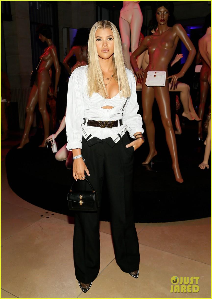 Hailey Bieber & Sofia Richie Go Glam for Alexander Wang X Bvlgari NYFW Event | hailey bieber tiffany haddish sofia richie alexander wang bvlgari nyfw 13 - Photo