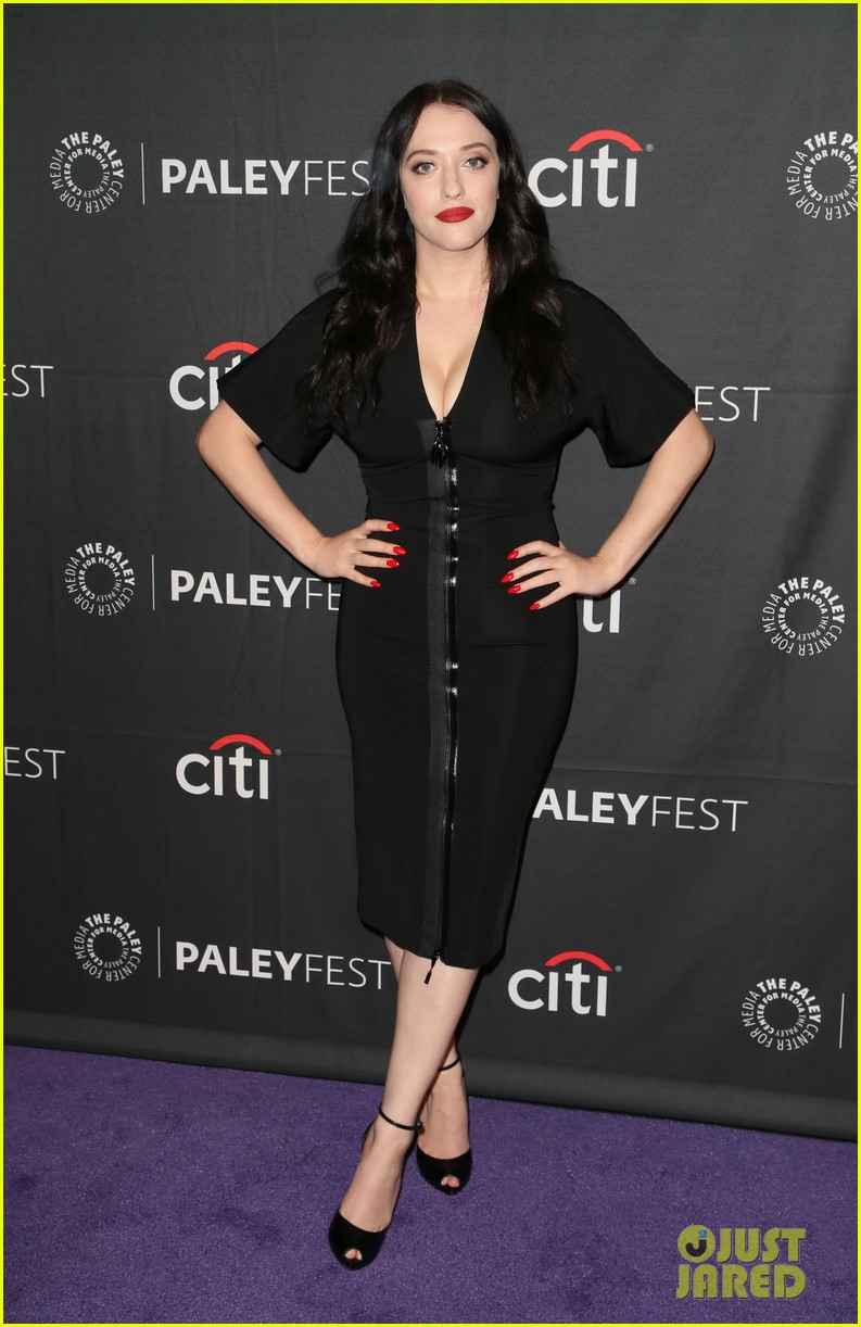 shay mitchell dollface cast at paley 05