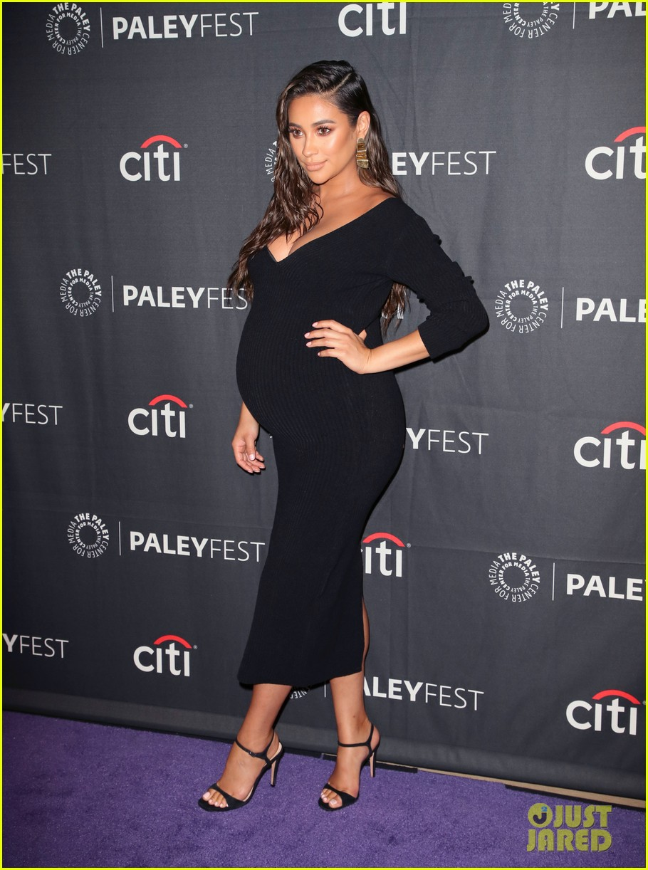 shay mitchell dollface cast at paley 17