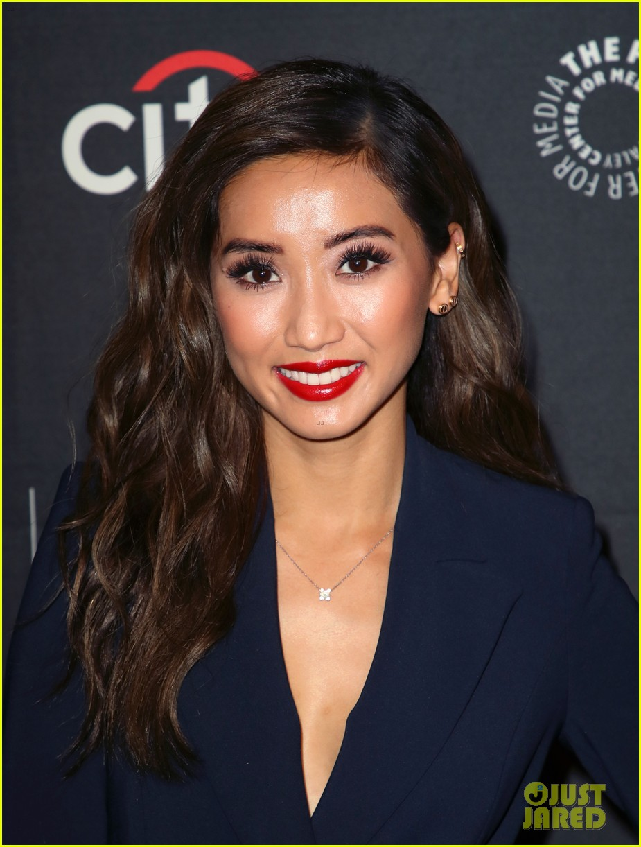 shay mitchell dollface cast at paley 22