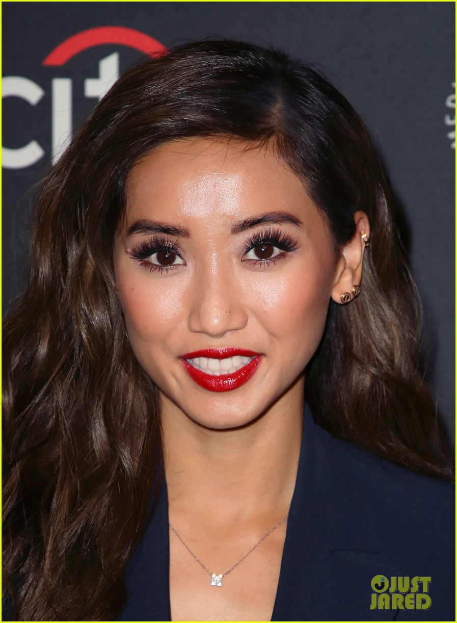 shay mitchell dollface cast at paley 25