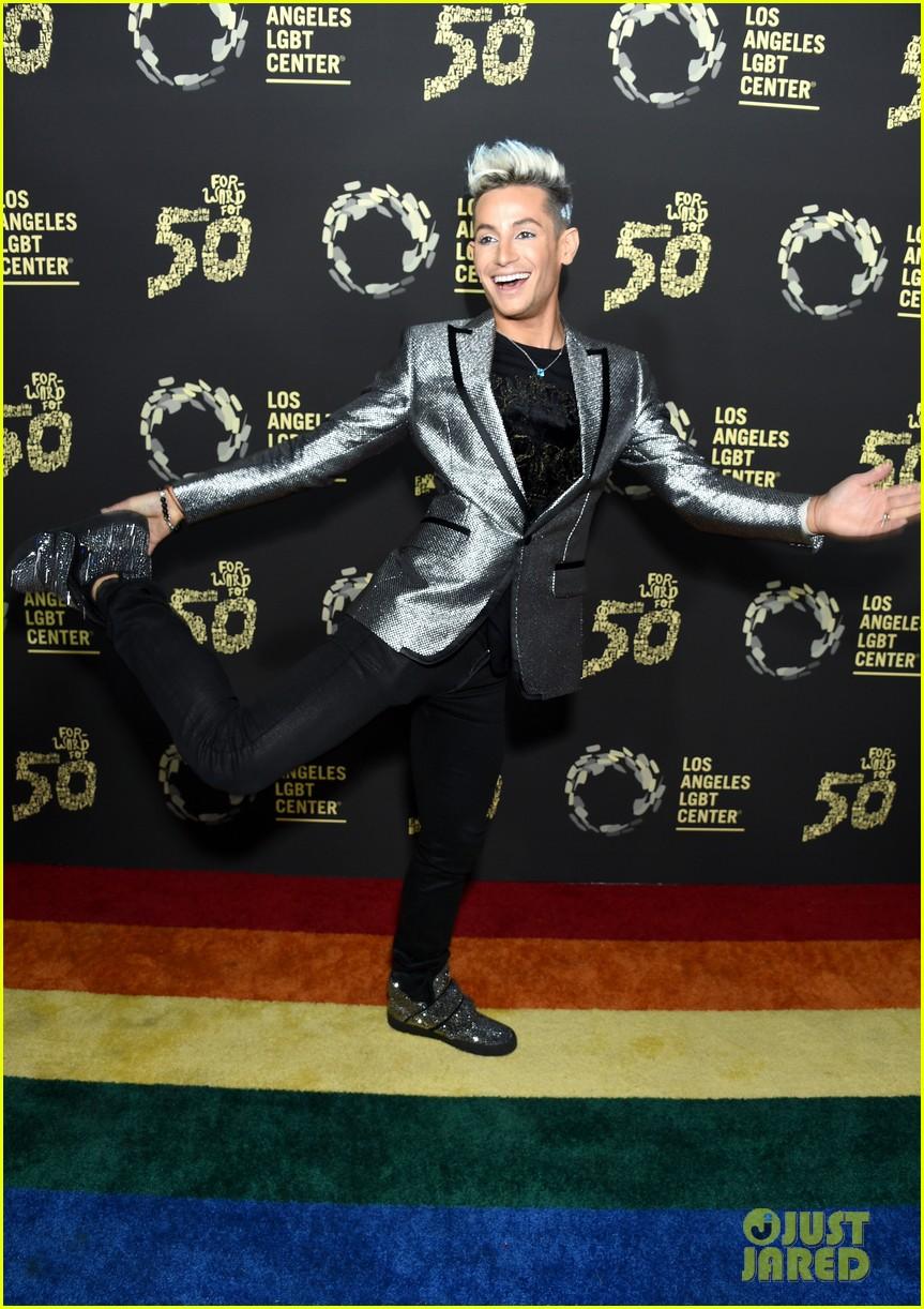 maia mitchell cierra ramirez good trouble cast celebrate la lgbt center 50th anniversary 15