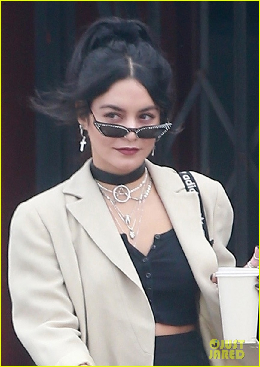 vanessa hudgens officially kicks off her favorite time of year halloween 02