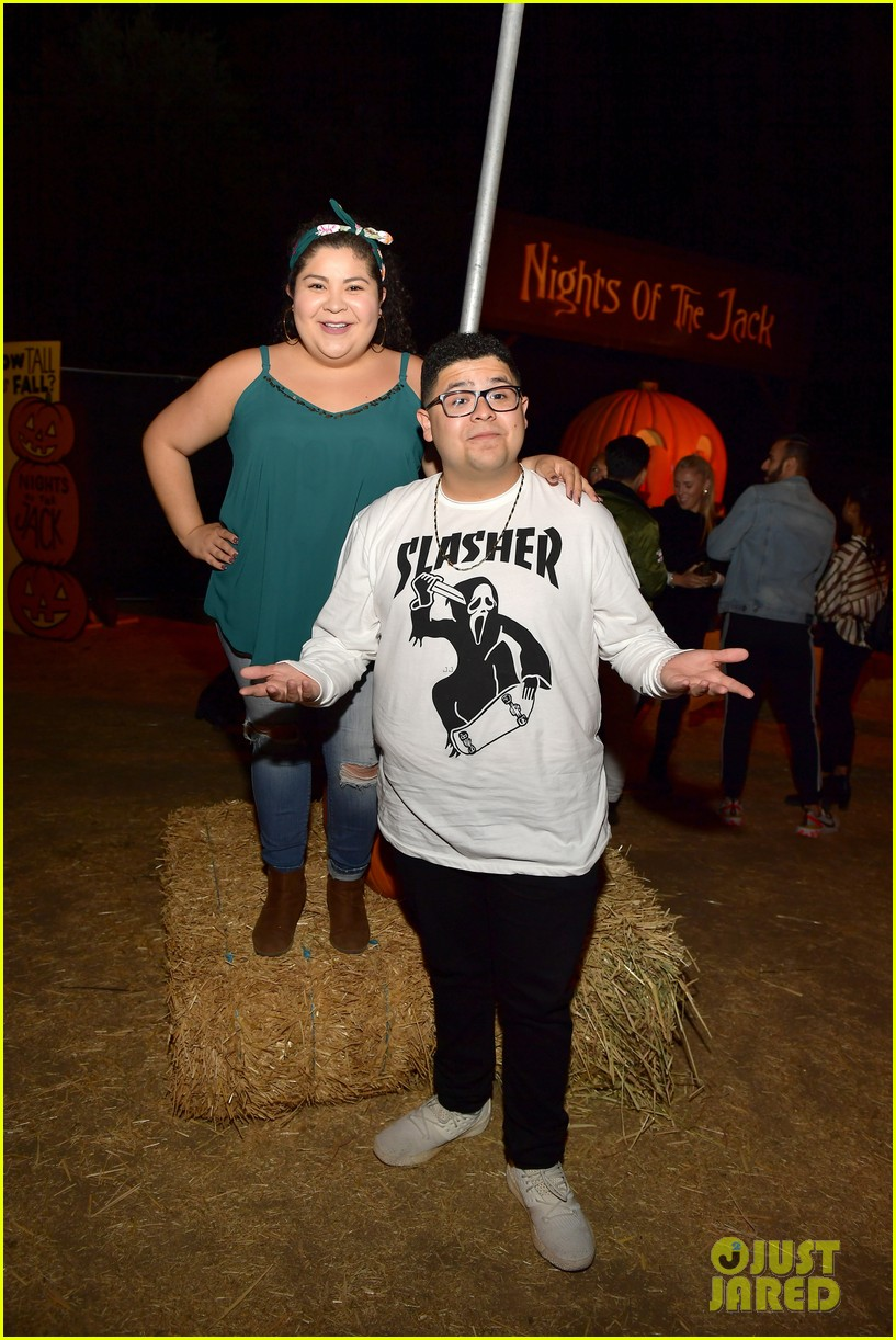 anne winters celebrates halloween after grand hotel cancellation 14