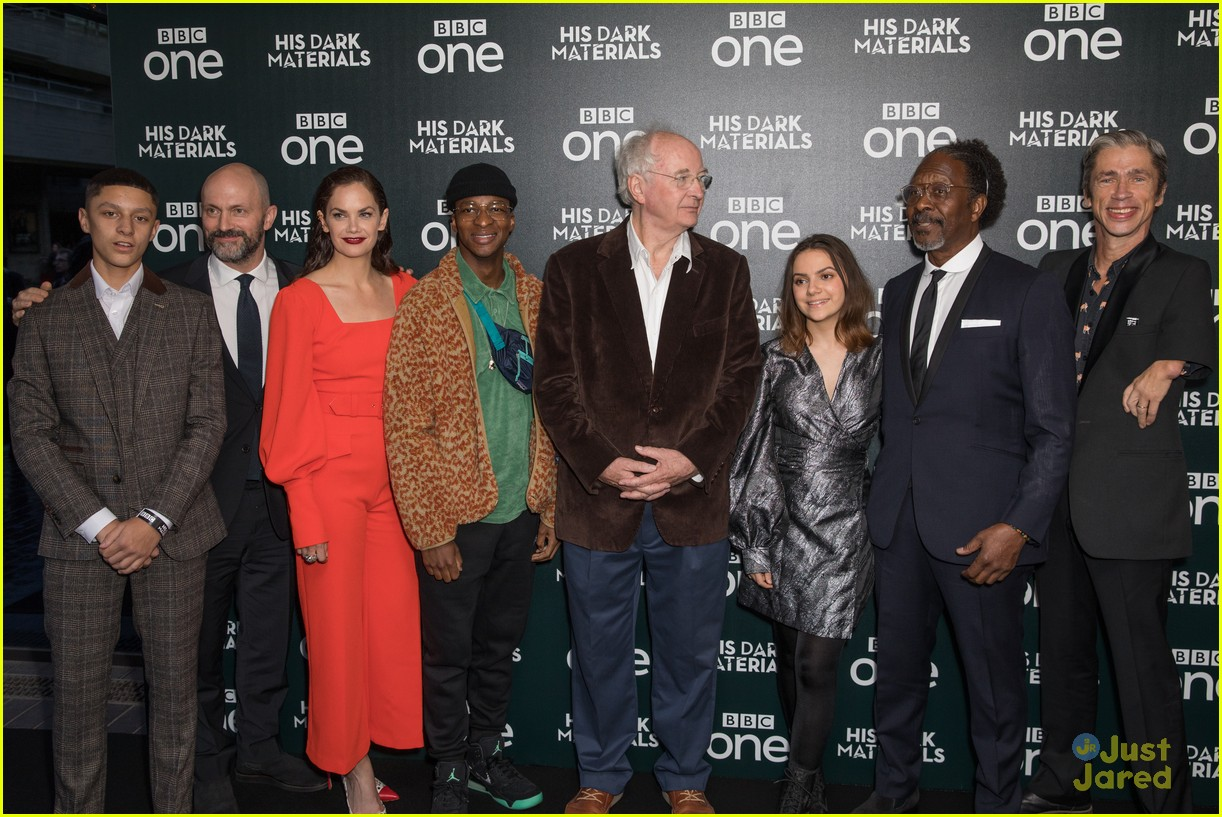 Image result for his dark materials cast