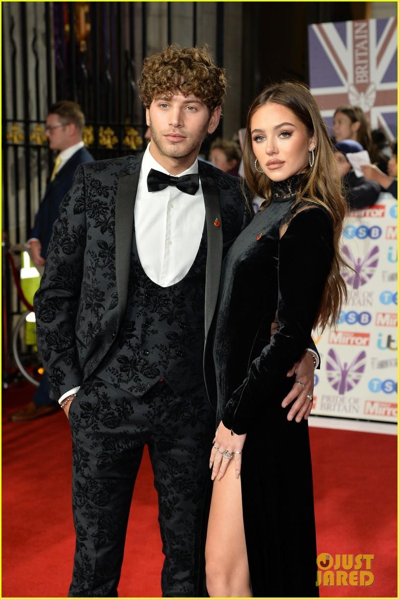 delilah belle eyal booker couple up for pride of britain awards 2019 05