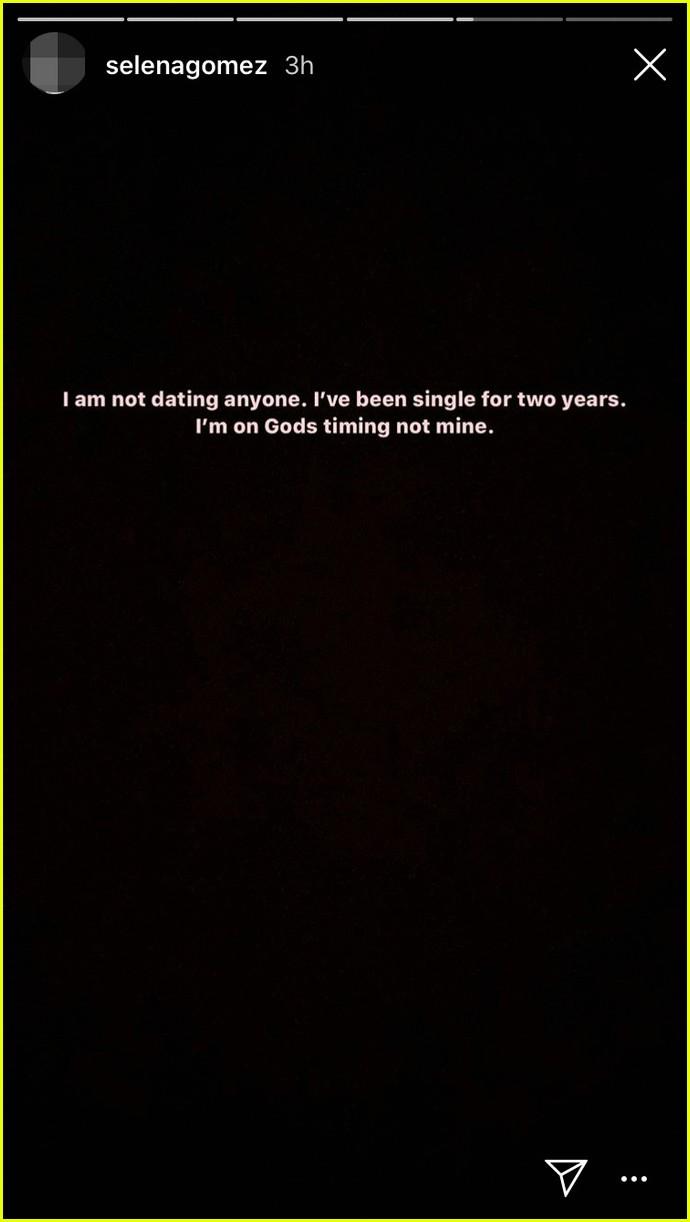selena gomez addresses dating rumors 01