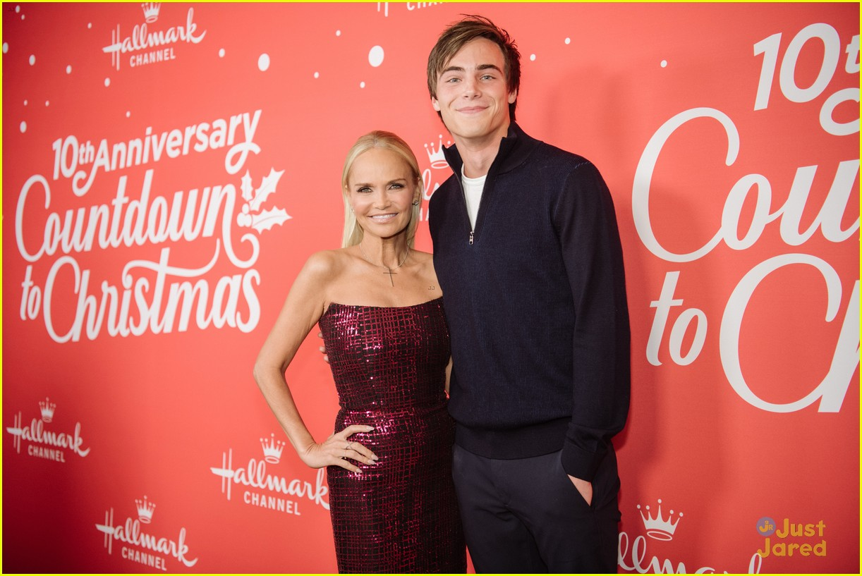 Kevin Quinn Steps Out For 'A Christmas