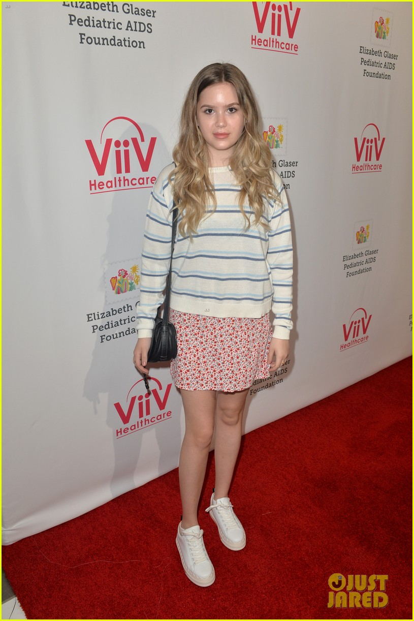 meg donnelly ava michelle more attend time for heroes festival 15