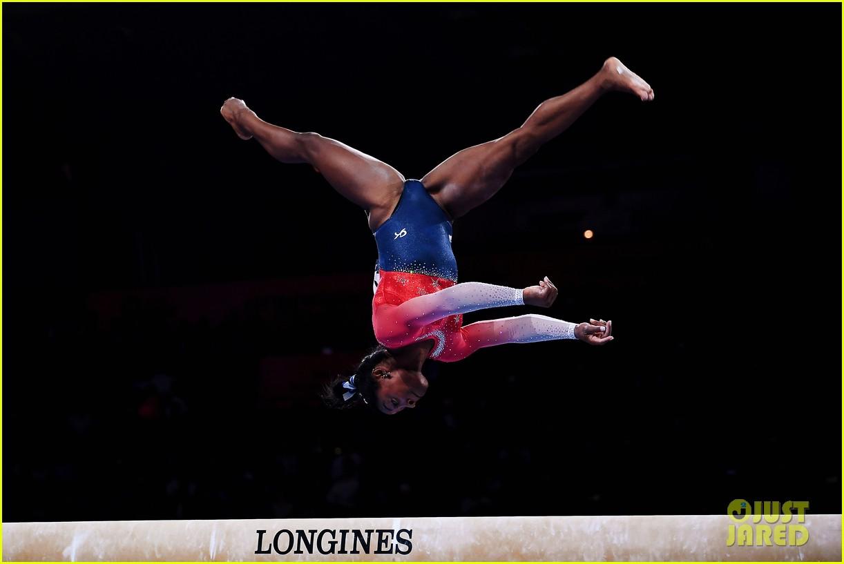 simone biles makes history at fig artistic gymnastics world championship 01
