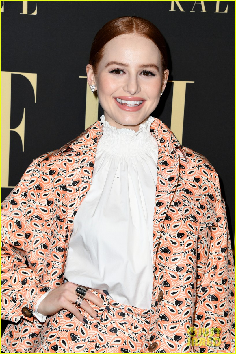 Zendaya Gets Honored at Elle\u0027s Women in Hollywood Event With