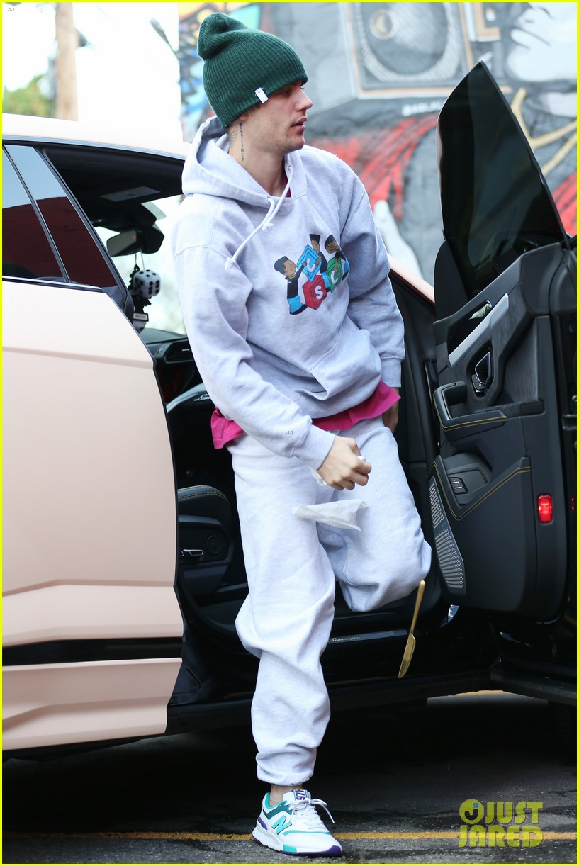 justin bieber hints at babies on hailey biebers 23rd birthday 12
