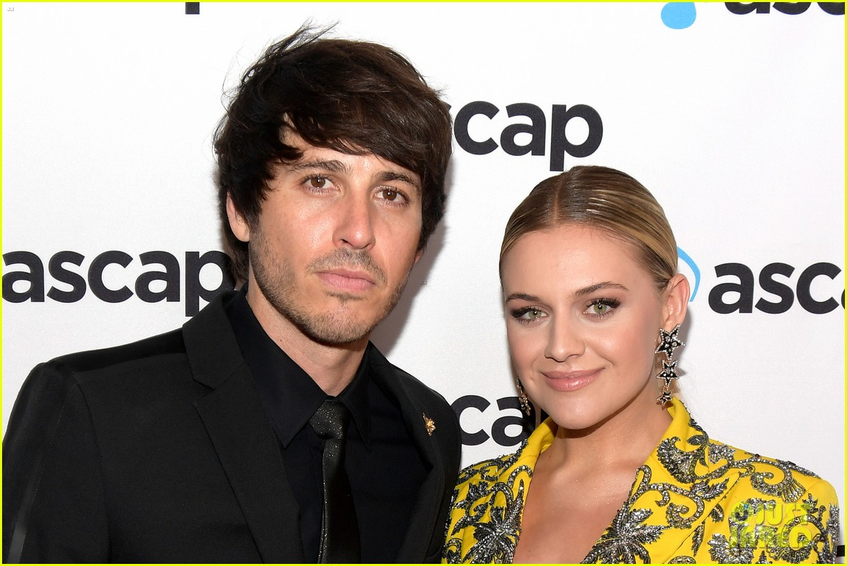 kelsea ballerini morgan evans couple up at ascap country music awards 10