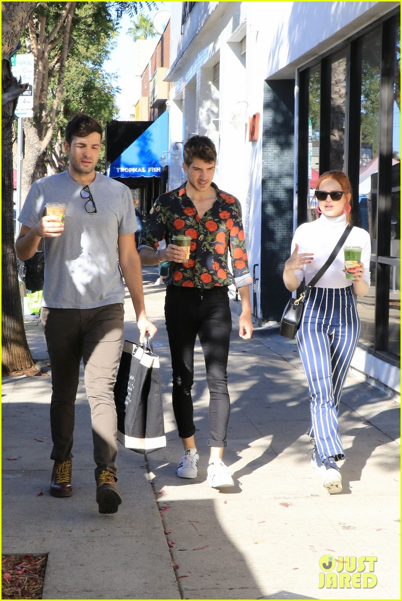madelaine petsch meets up with joey graceffa 04