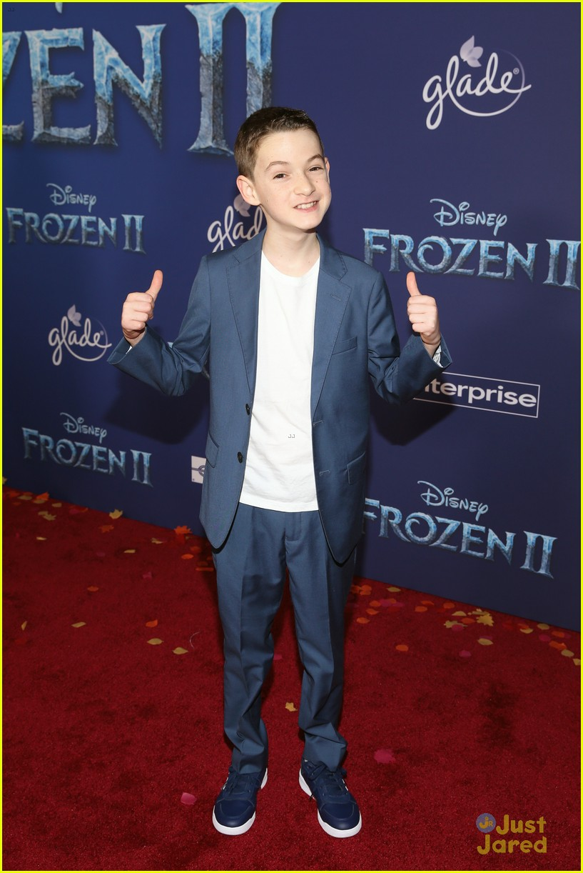 merrell twins influencers freeform stars more frozen premiere 10
