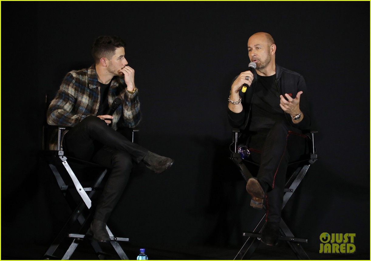 nick jonas john varvatos celebrate the launch of their new fragrance in miami 08