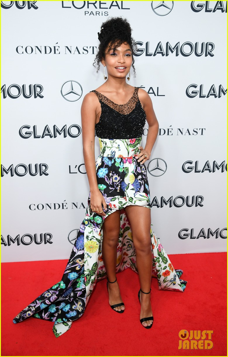 yara shahidi glamour women of the year awards 01