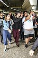 joe keery gets mobbed by fans upon brazil arrival 01