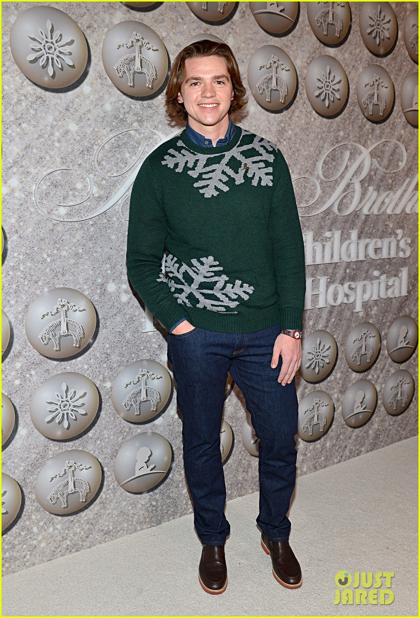 karan brar joel courtney brooks brothers event 01