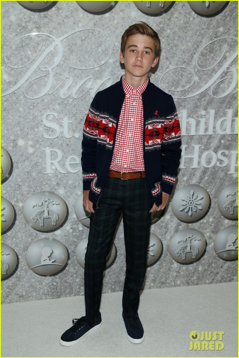 karan brar joel courtney brooks brothers event 11