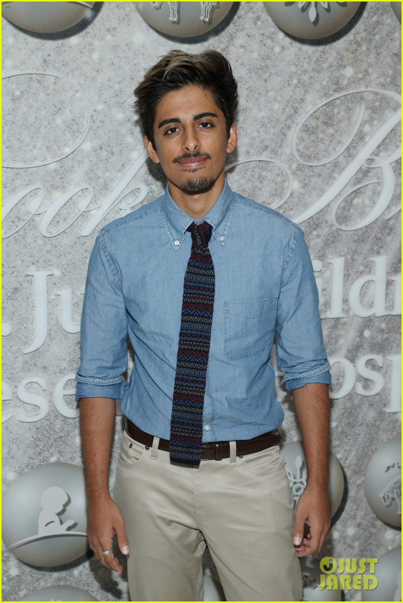 karan brar joel courtney brooks brothers event 31