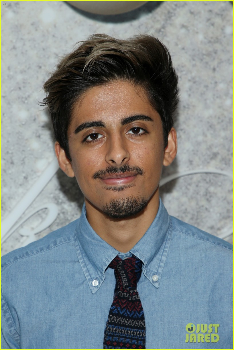 karan brar joel courtney brooks brothers event 32
