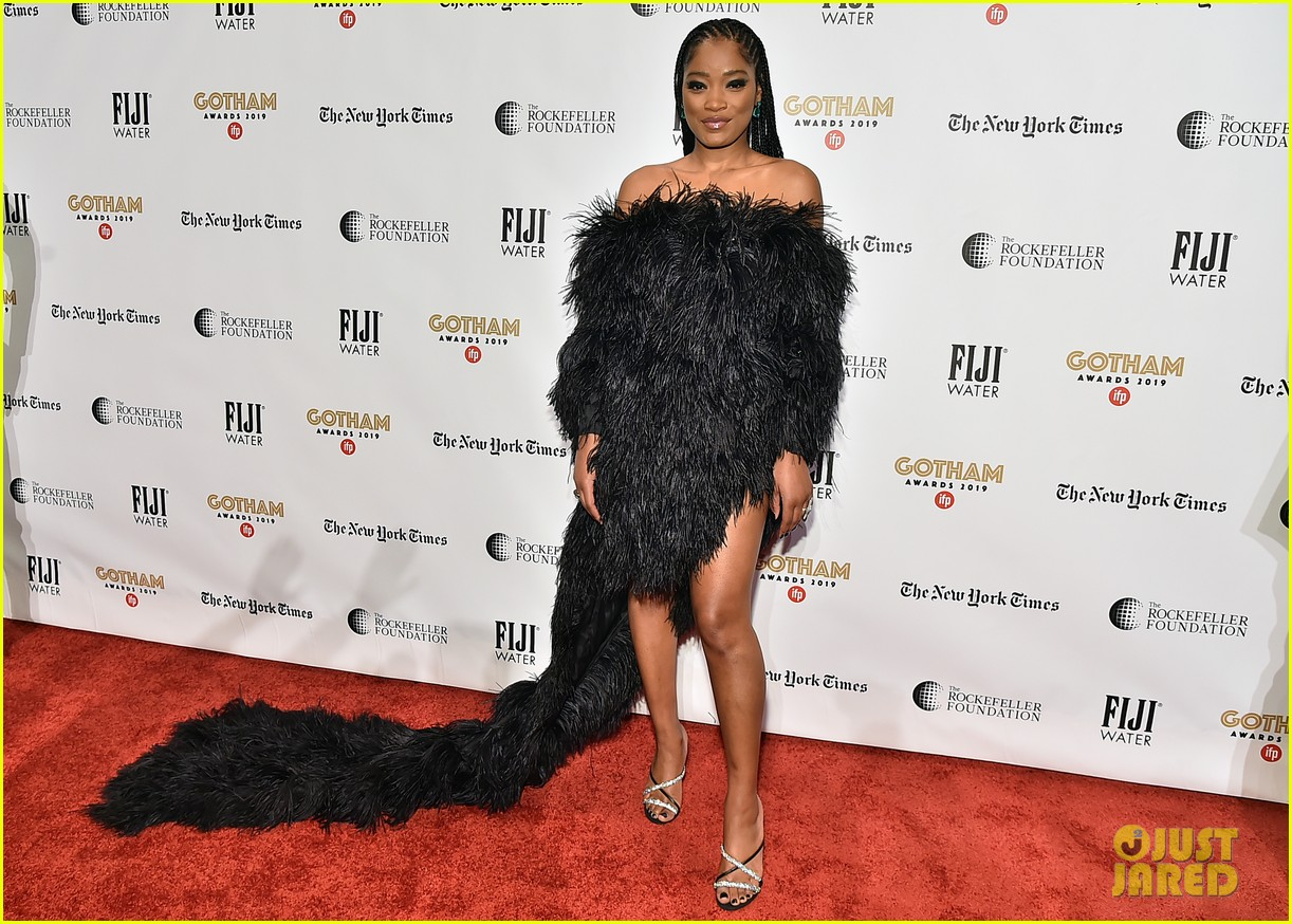 lili reinhart keke palmer kaitlyn dever more step out for gotham awards 2019 01
