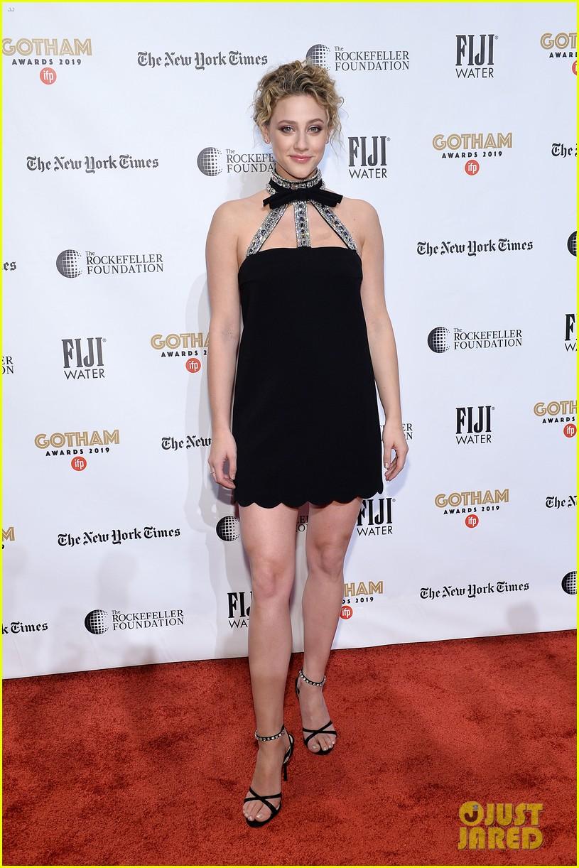 lili reinhart keke palmer kaitlyn dever more step out for gotham awards 2019 03