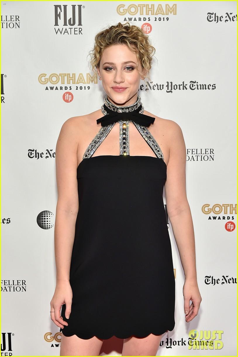 lili reinhart keke palmer kaitlyn dever more step out for gotham awards 2019 12