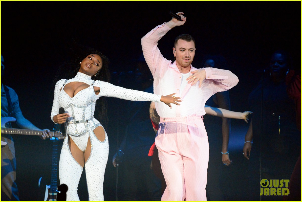 normani sam smith tampa performance pics 03