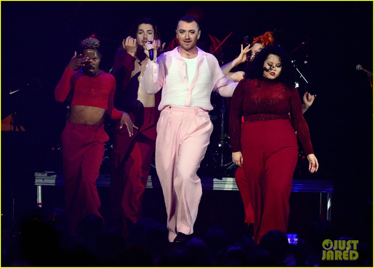 normani sam smith tampa performance pics 10