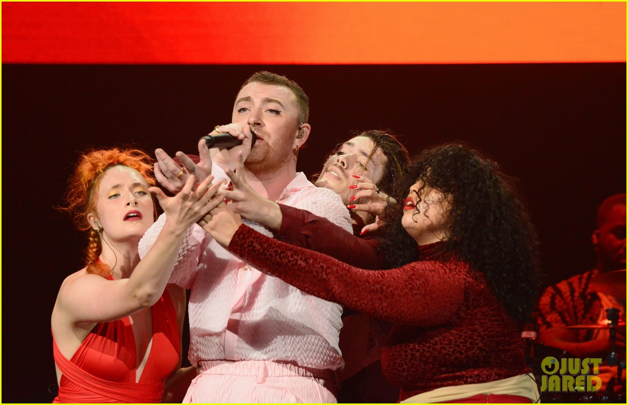 normani sam smith tampa performance pics 18