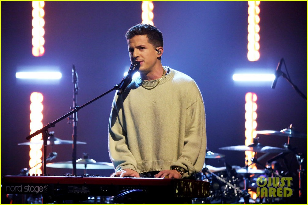 charlie puth turns lizzo truth hurts into broadway tune 01